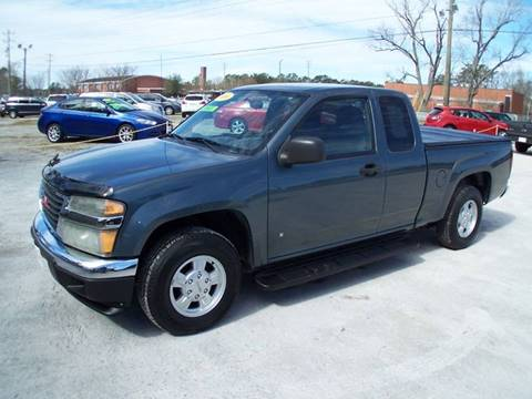 2006 GMC Canyon for sale in Swansboro, NC