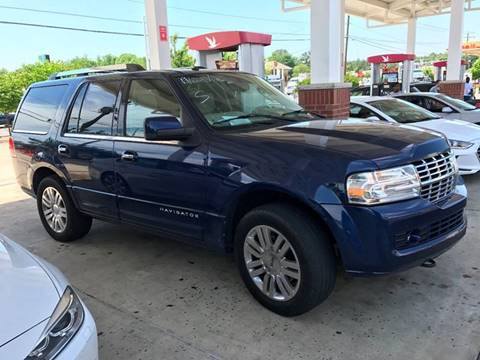 2011 Lincoln Navigator for sale in Lumberton, NC