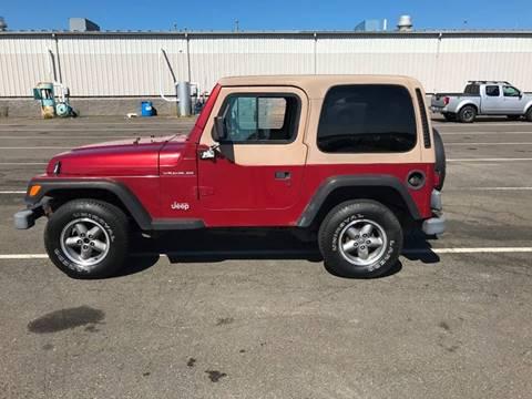 1998 Jeep Wrangler for sale in Lumberton, NC