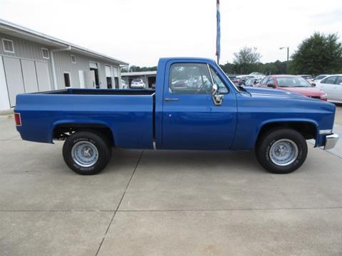 1984 Chevrolet C/K 10 Series for sale in Lyman, SC