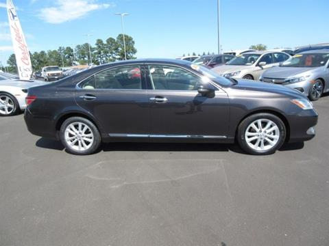 2012 Lexus ES 350 for sale in Lyman, SC