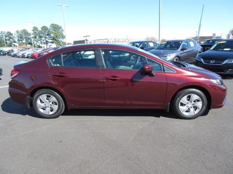 2015 Honda Civic for sale in Lyman, SC