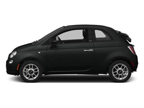2015 FIAT 500c for sale in Lyman, SC