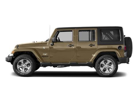 2017 Jeep Wrangler Unlimited for sale in Lyman, SC