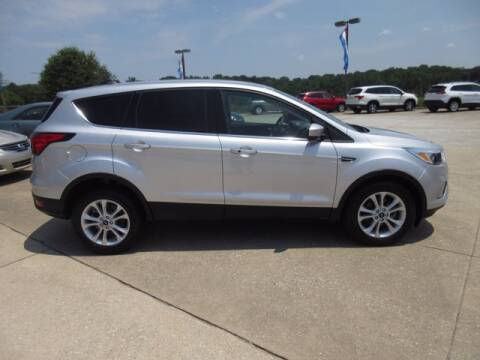 2019 Ford Escape for sale at DICK BROOKS PRE-OWNED in Lyman SC
