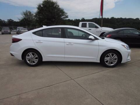 2019 Hyundai Elantra for sale at DICK BROOKS PRE-OWNED in Lyman SC