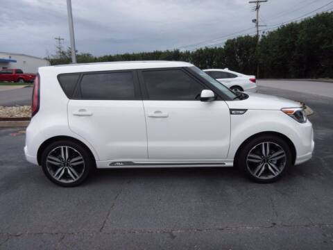 2016 Kia Soul for sale at DICK BROOKS PRE-OWNED in Lyman SC