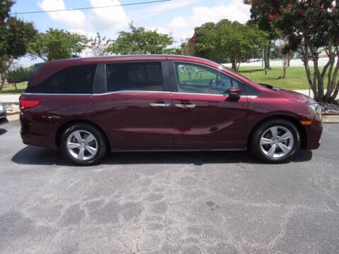 2020 Honda Odyssey for sale at DICK BROOKS PRE-OWNED in Lyman SC