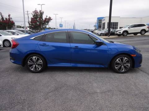 2017 Honda Civic for sale at DICK BROOKS PRE-OWNED in Lyman SC