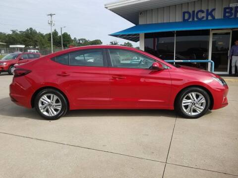 2020 Hyundai Elantra for sale at DICK BROOKS PRE-OWNED in Lyman SC
