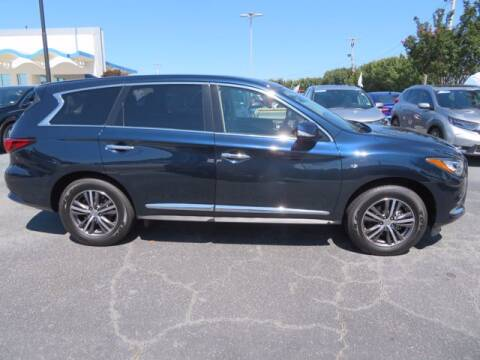 2019 Infiniti QX60 for sale at DICK BROOKS PRE-OWNED in Lyman SC