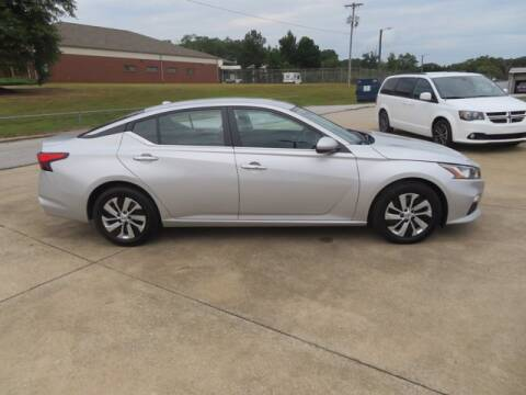 2020 Nissan Altima for sale at DICK BROOKS PRE-OWNED in Lyman SC