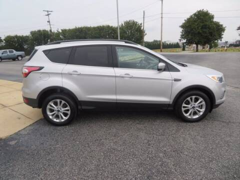 2018 Ford Escape for sale at DICK BROOKS PRE-OWNED in Lyman SC