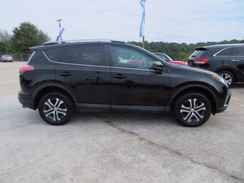2017 Toyota RAV4 for sale at DICK BROOKS PRE-OWNED in Lyman SC