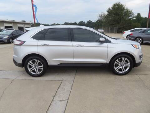 2017 Ford Edge for sale at DICK BROOKS PRE-OWNED in Lyman SC