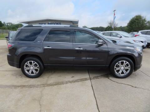 2015 GMC Acadia for sale at DICK BROOKS PRE-OWNED in Lyman SC