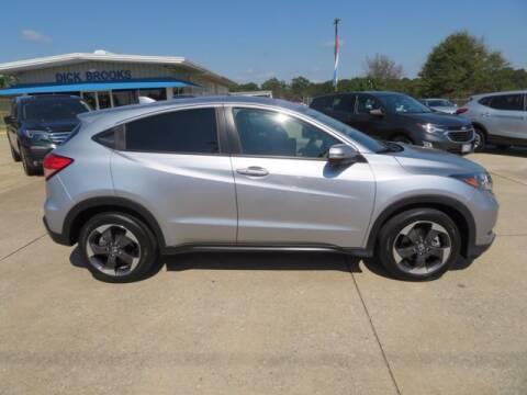 2018 Honda HR-V for sale at DICK BROOKS PRE-OWNED in Lyman SC