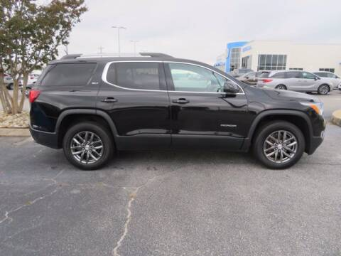 2019 GMC Acadia for sale at DICK BROOKS PRE-OWNED in Lyman SC