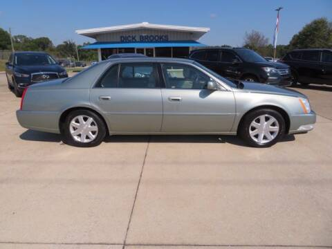 2007 Cadillac DTS for sale at DICK BROOKS PRE-OWNED in Lyman SC