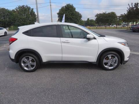 2017 Honda HR-V for sale at DICK BROOKS PRE-OWNED in Lyman SC