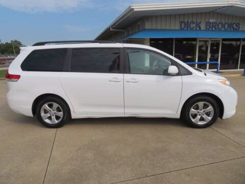 2013 Toyota Sienna for sale at DICK BROOKS PRE-OWNED in Lyman SC