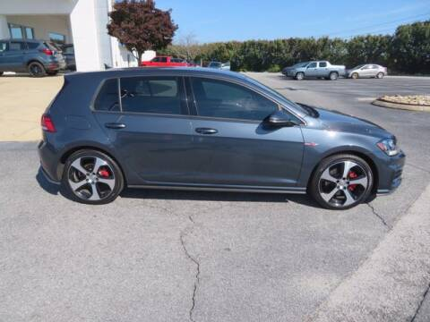 2018 Volkswagen Golf GTI for sale at DICK BROOKS PRE-OWNED in Lyman SC