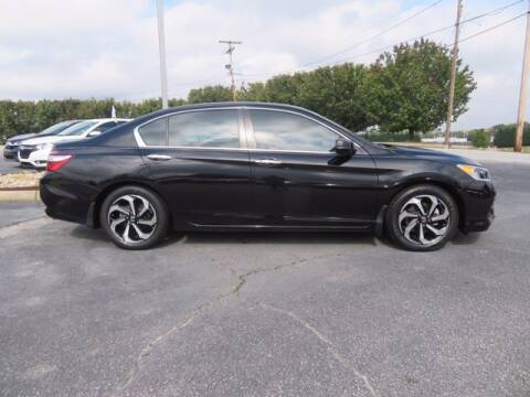 2017 Honda Accord for sale at DICK BROOKS PRE-OWNED in Lyman SC