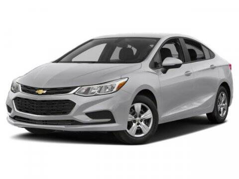 2018 Chevrolet Cruze for sale at DICK BROOKS PRE-OWNED in Lyman SC