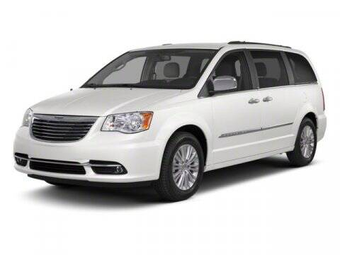 2012 Chrysler Town and Country for sale at DICK BROOKS PRE-OWNED in Lyman SC