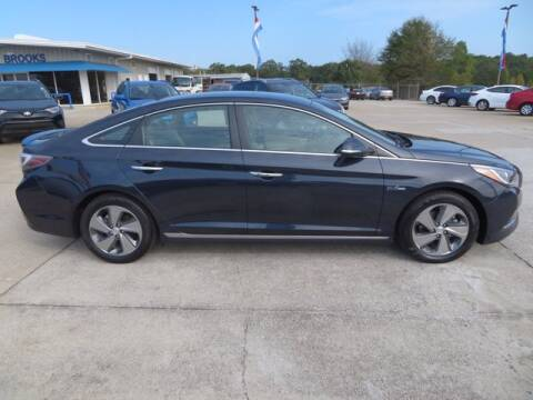 2017 Hyundai Sonata Hybrid for sale at DICK BROOKS PRE-OWNED in Lyman SC