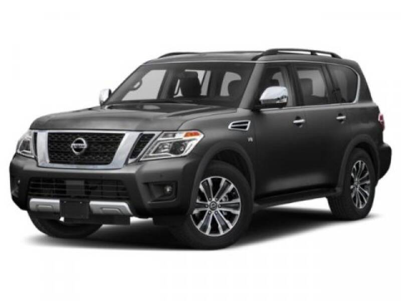 2019 Nissan Armada for sale at DICK BROOKS PRE-OWNED in Lyman SC