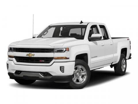 2017 Chevrolet Silverado 1500 for sale at DICK BROOKS PRE-OWNED in Lyman SC