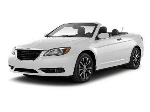 2011 Chrysler 200 Convertible for sale at DICK BROOKS PRE-OWNED in Lyman SC