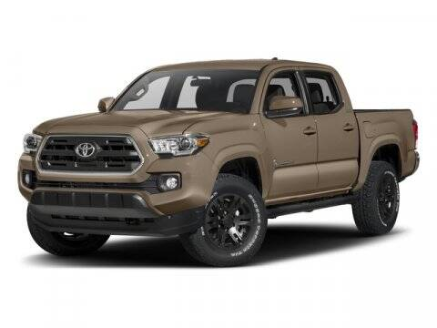 2016 Toyota Tacoma for sale at DICK BROOKS PRE-OWNED in Lyman SC