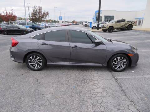 2016 Honda Civic for sale at DICK BROOKS PRE-OWNED in Lyman SC
