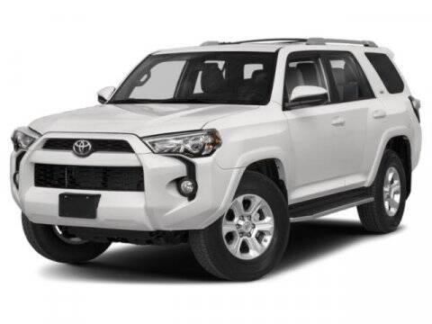 2018 Toyota 4Runner for sale at DICK BROOKS PRE-OWNED in Lyman SC