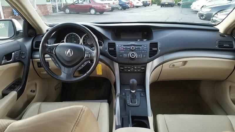 2010 Acura TSX 4dr Sedan 5A - Columbia MO