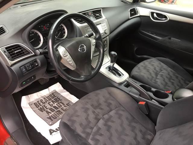 2013 Nissan Sentra SV 4dr Sedan - Columbia MO