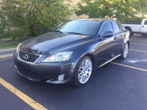 2007 Lexus IS 250 for sale in Columbia, MO