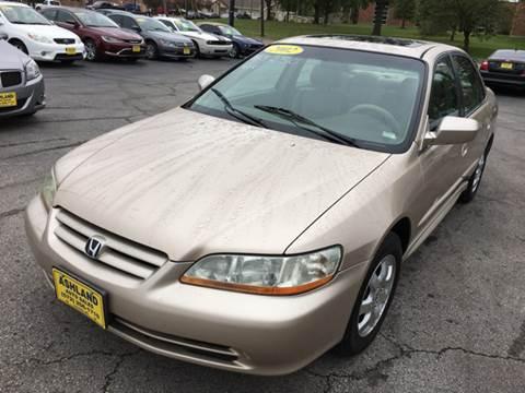 2002 Honda Accord for sale in Columbia, MO