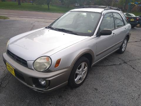 2003 Subaru Impreza for sale in Columbia, MO
