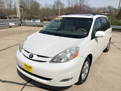 2006 toyota sienna for sale in campbellsville ky for Ashland motors columbia mo