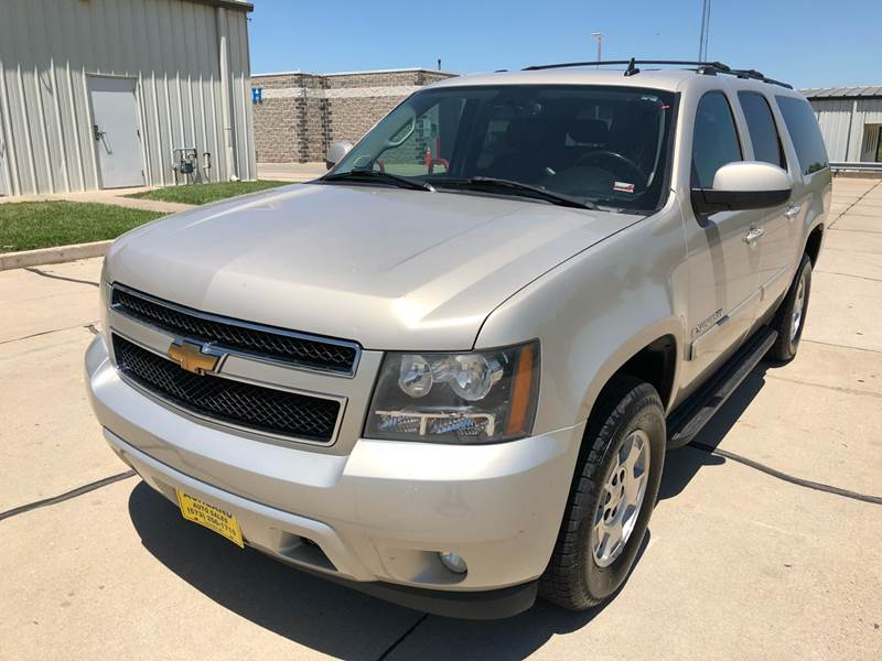 2007 chevrolet suburban lt 1500 4dr suv 4wd in columbia mo ashland auto sales. Black Bedroom Furniture Sets. Home Design Ideas
