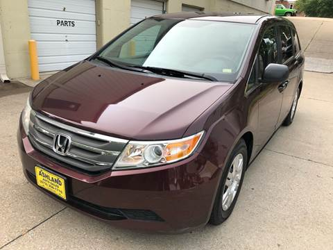 2011 Honda Odyssey for sale in Columbia, MO