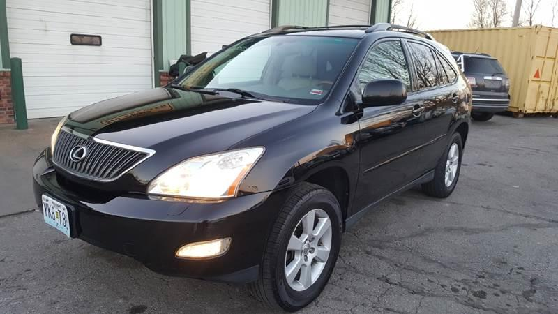 2007 lexus rx 350 awd 4dr suv in columbia mo ashland auto sales. Black Bedroom Furniture Sets. Home Design Ideas