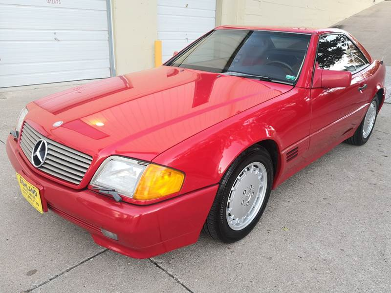 1991 mercedes benz 500 class 500 sl 2dr convertible in columbia mo ashland auto sales. Black Bedroom Furniture Sets. Home Design Ideas