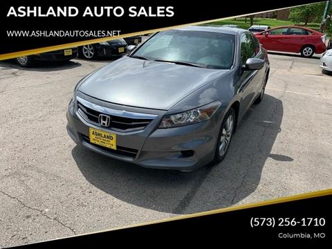 2012 Honda Accord for sale in Columbia, MO