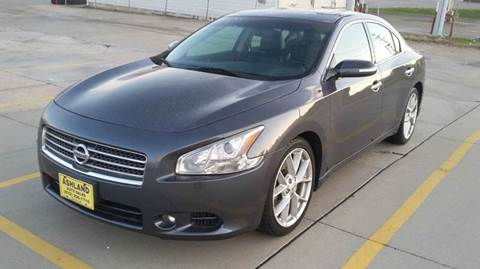 2009 Nissan Maxima for sale in Columbia, MO