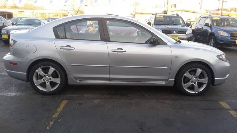 2005 Mazda MAZDA3 s 4dr Sedan - Columbia MO