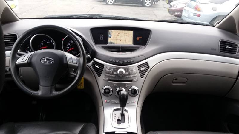 2008 Subaru Tribeca AWD Ltd. 7-Pass. 4dr Crossover w/Navi - Columbia MO